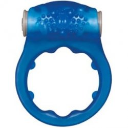 Rock Candy - Rock It Ring - Blue Sex Toy
