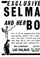 Selma and Her Boys Boxcover