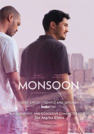 Monsoon gay porn DVD from Strand Releasing