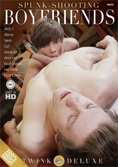 Spunk Shooting Boyfriends Boxcover