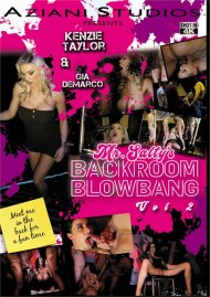 Mr. Salty's Backroom Blowbang Vol. 2