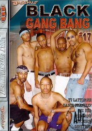 Black Gang Bang #17 Porn Movie