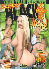 I Like It Black (And Deep In My Ass!) 5 Porn Movie