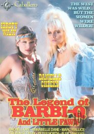 Legend of Barbi-Q and Little Fawn, The Porn Video