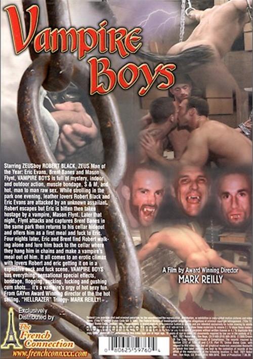 French Vampire Porn - Vampire Boys