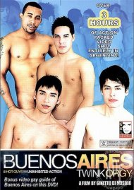 Buenos Aires Twink Orgy Porn Video