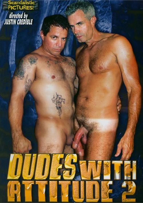 Dudes with Attitude 2 Boxcover