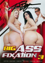 Big Ass Fixation #3 Porn Video