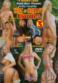Hot & Horny Blondes 3 Porn Video