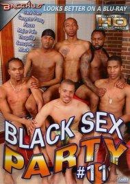 Black Sex Party #11 Porn Movie