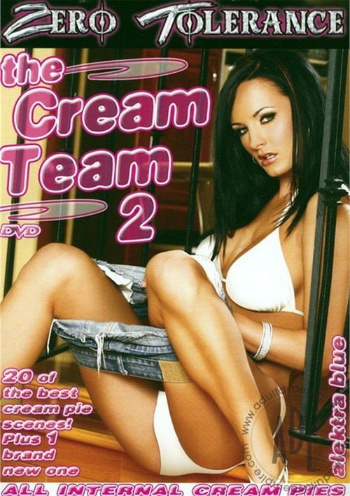 team porn Cream