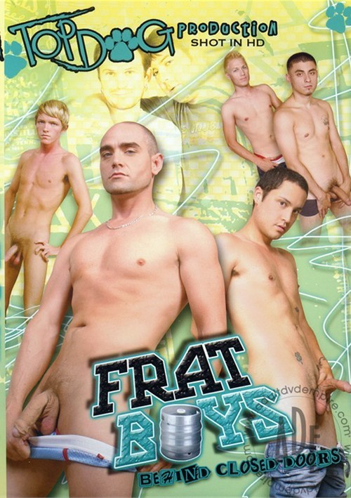 Frat Boys: Behind Closed Doors Boxcover