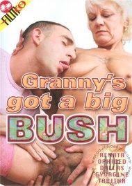 Granny's Got A Big Bush