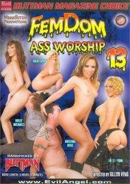 FemDom Ass Worship 13 image