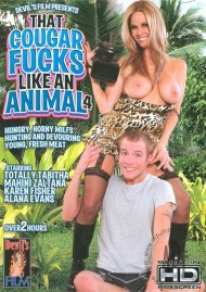 That Cougar Fucks Like An Animal 4