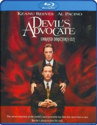 Devils Advocate, The: Unrated Directors Cut Blu-ray Movie