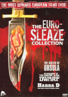 Euro-Sleaze Collection, The (The Sinful Dwarf / The Sister Of Ursula / Hanna D: The Girl From Vondel Park) Movie