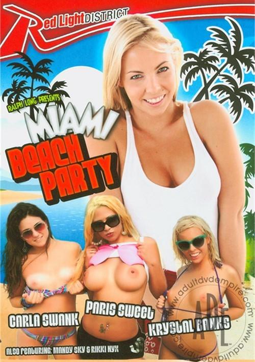 Miami Beach Party Xxx