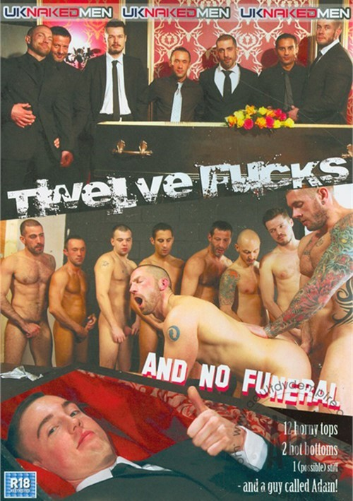 Twelve Fucks and No Funeral Boxcover