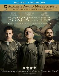 Foxcatcher (Blu-ray + UltraViolet) Gay Cinema Movie