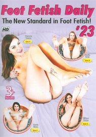 Foot Fetish Daily Vol. 23