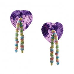 Lovers Candy Nipple Tassels - Box of 2