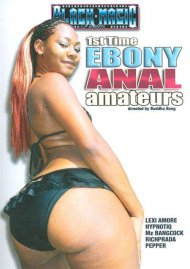 1st Time Ebony Anal Amateurs Porn Video