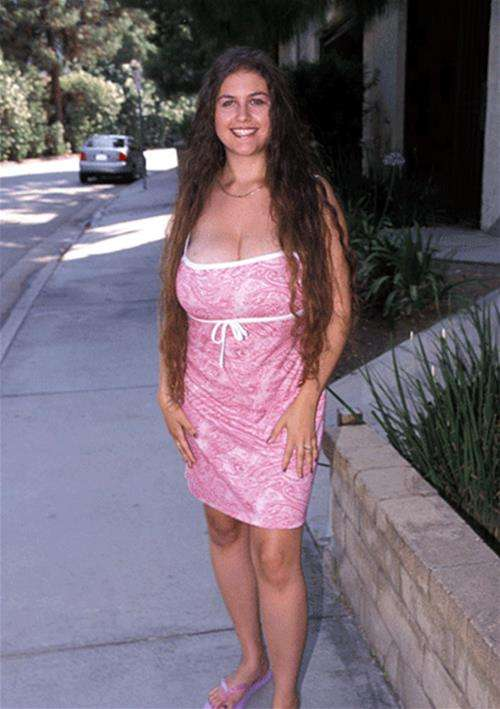 Denise davies big boobs