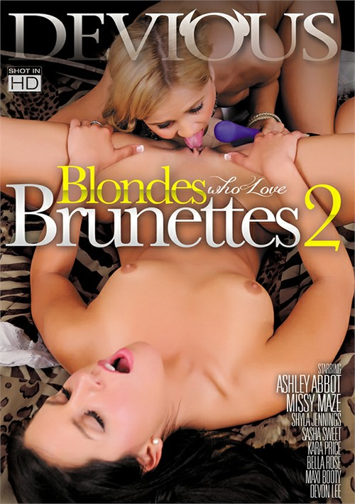 Blondes Who Love Brunettes 2