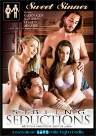 Sibling Seductions image