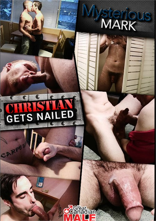 Christian Gets Nailed & Mysterious Mark Boxcover