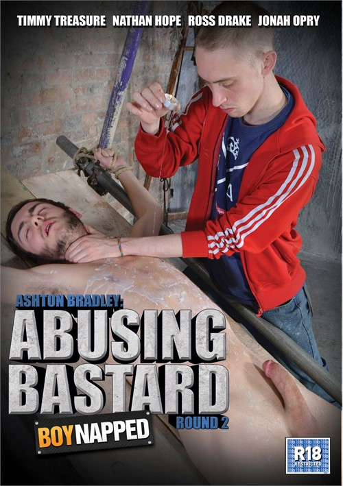 Abusing Bastard Round 2 Boxcover