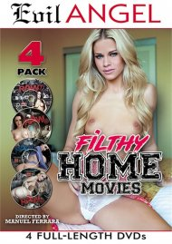 Filthy Home Movies 4-Pack Porn Movie