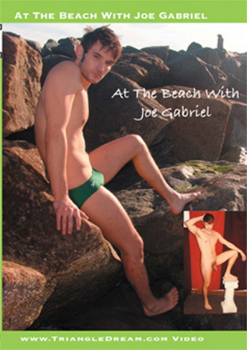 At The Beach With Joe Gabriel Boxcover