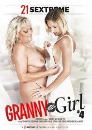 Granny Meets Girl #4 Porn Video