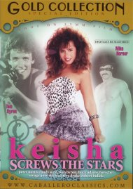 Keisha Screws The Stars Porn Video