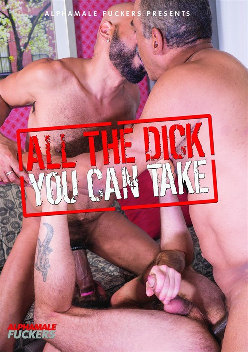 All the Dick You Can Take Boxcover
