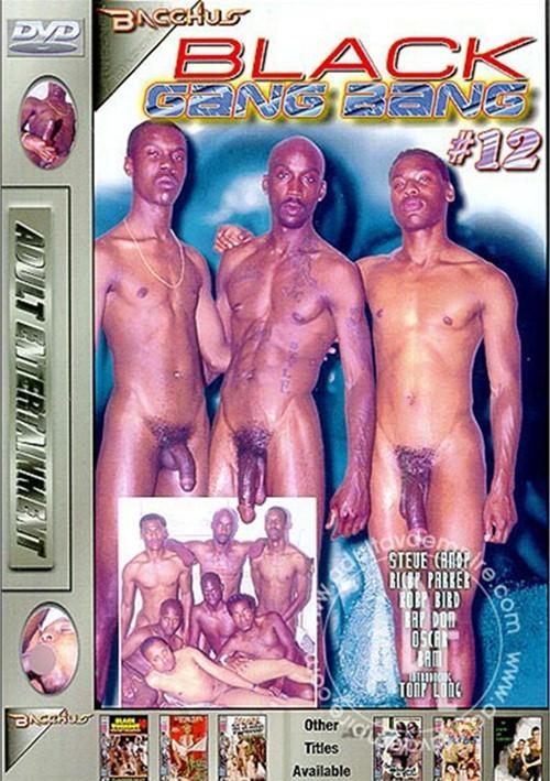 Black Gang Bang #12 Boxcover