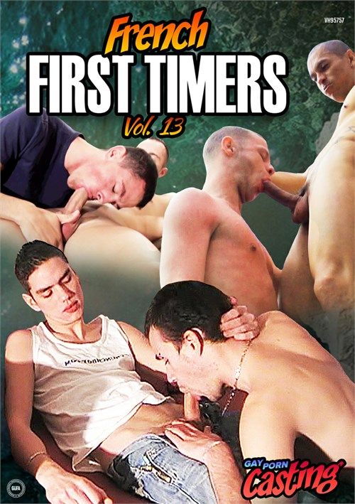 French First Timers Vol. 13 Boxcover