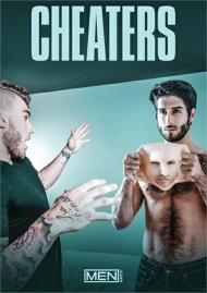 Cheaters gay porn DVD from MEN.com