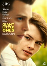Giant Little Ones gay cinema DVD from Wolfe Video.