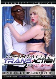 Interracial Trans Action 2: Sean Michaels Porn Video