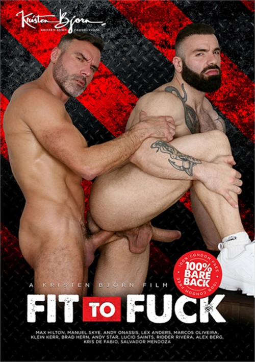 Fit To Fuck Cover Front
