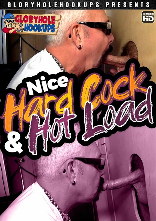 Nice Hard Cock and Hot Load Boxcover