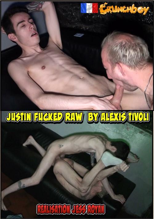 Justin Fucked Raw by Alexis Tivoli Boxcover