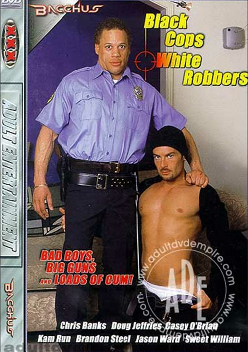 Black Cops White Robbers Boxcover