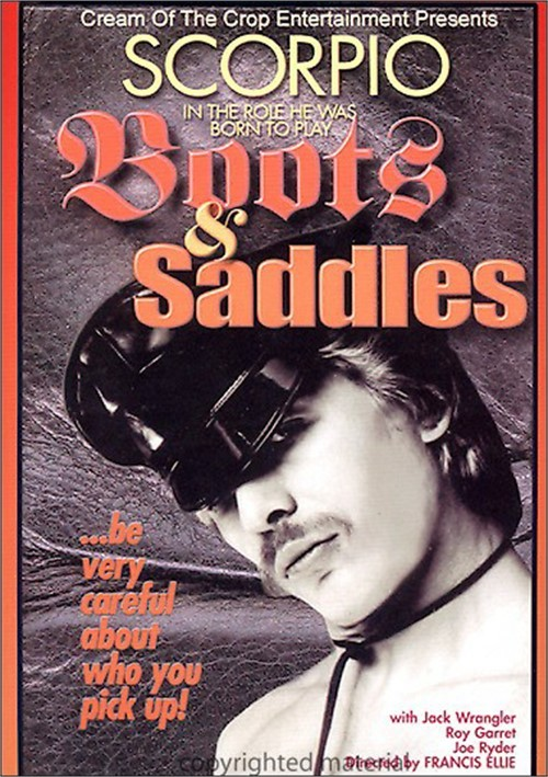 Boots & Saddles Boxcover