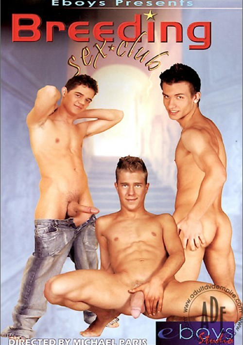 Breeding Sex Club Boxcover