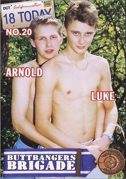 18 Today No. 20: Buttbangers Brigade Boxcover