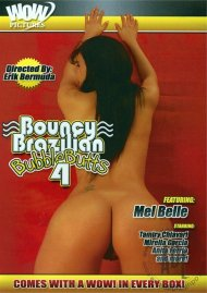 Bouncy Brazilian Bubble Butts 4 Porn Movie